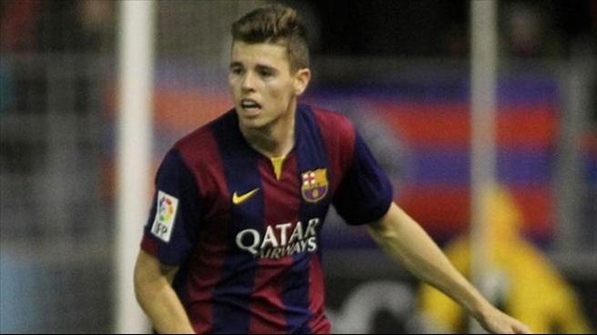 Barcelona'lı gençten akıl alan topuk golü