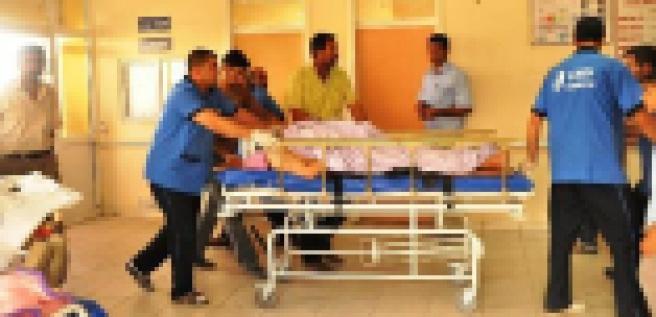 Adana'da hastanede büyük rezalet