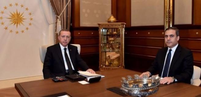 Erdoğan'ın sözlerinin arkasında o rapor mu var?