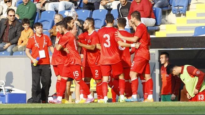 A2 Milli Futbol Takımı İstanbul'da toplandı