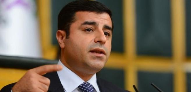HDP'li Demirtaş'tan izleme heyeti izahatsı