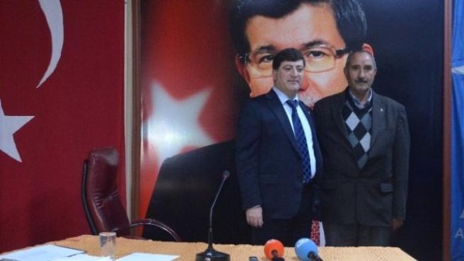 CHP'li Meclis Üyesi Arslanca, AK Parti'ye Katıldı