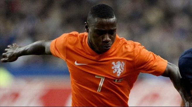 Hollanda'da Robben'in yerine Promes kadroya alındı