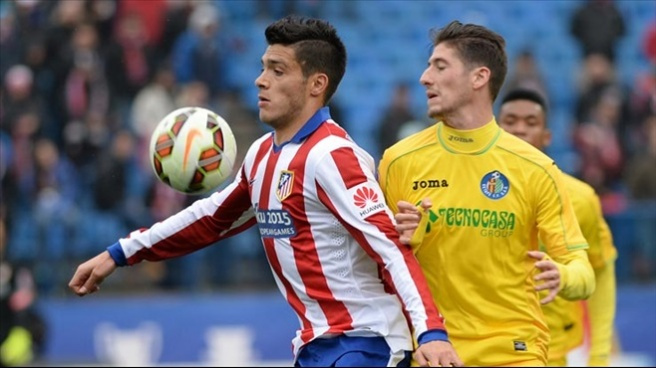 Atletico Madrid 2 - 0 Getafe