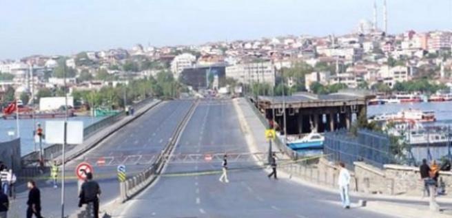 Atatürk Köprüsü bakım nedeniyle kapanacak
