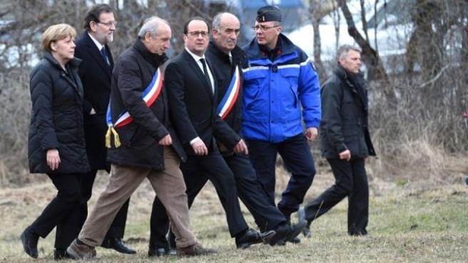 Fransa'da Düşen Uçağın 2. Karakutusu da Bulundu