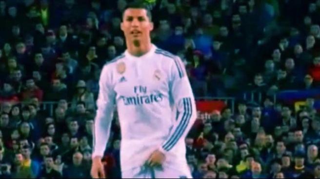 Ronaldo'dan Barça'lı yıldıza şok hareket