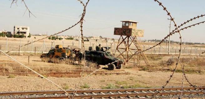 Suriye'ye geçmeye çalışan 4 kişi yakalandı
