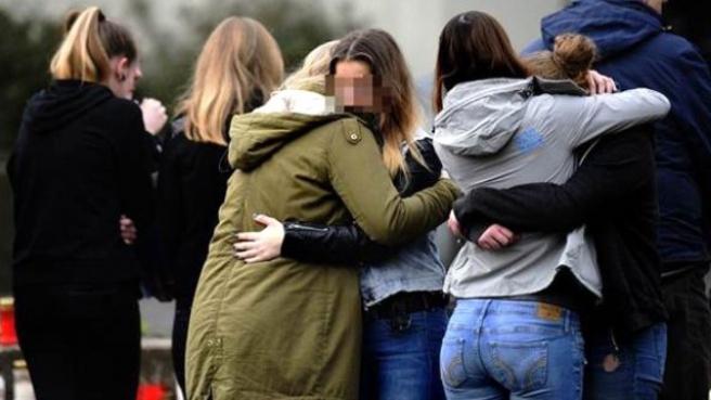 Alman Öğrenciler Düşen Germanwings Uçağına Kurayla Binmiş