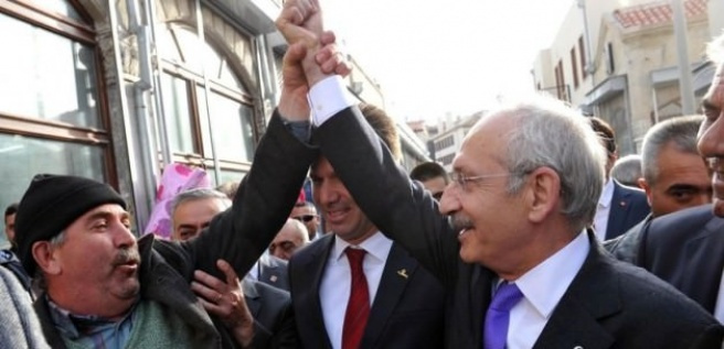 CHP genel başkanı Kemal Kılıçdaroğlu'nun çılgın projesi!