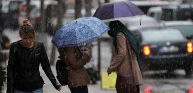 Meteoroloji'den bu bölgelere yağış uyarısı