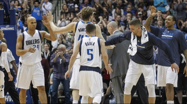 Dallas'tan Clippers'a farklı tarife