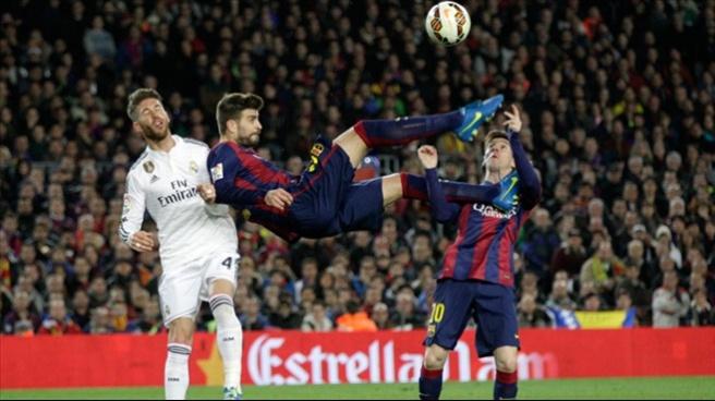 Barça ve Real: 123 milyon euro ve 85 yıl