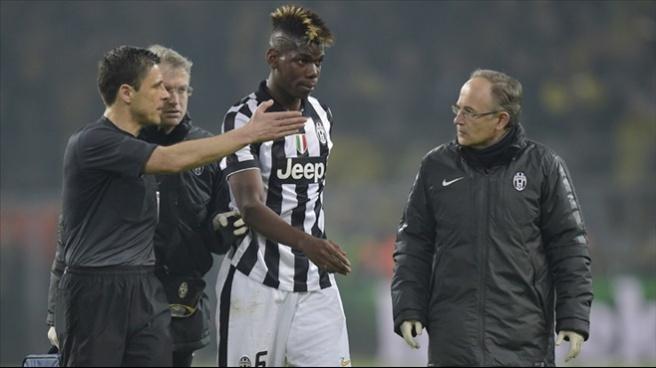 Juventus'ta Pogba şoku!