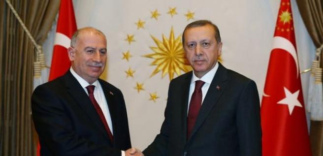 Erdoğan'dan Yargıtay Başkanı Cirit'e ziyaret