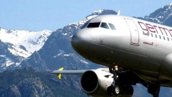 Fransa'da Düşen Uçağın Kokpitinde Bir Pilot Olduğu Ortaya Çıktı