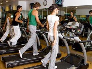 Bahar Geldi, Fitness Sporuna İlgi Arttı