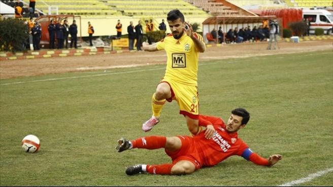 Yeni Malatya 0-0 Ümraniye