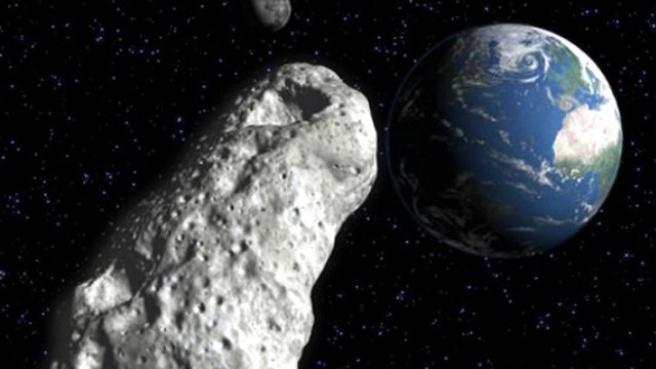 YB-35 Adlı Dev Asteroid 27 Mart Cuma Günü Dünya'yı Teğet Geçecek