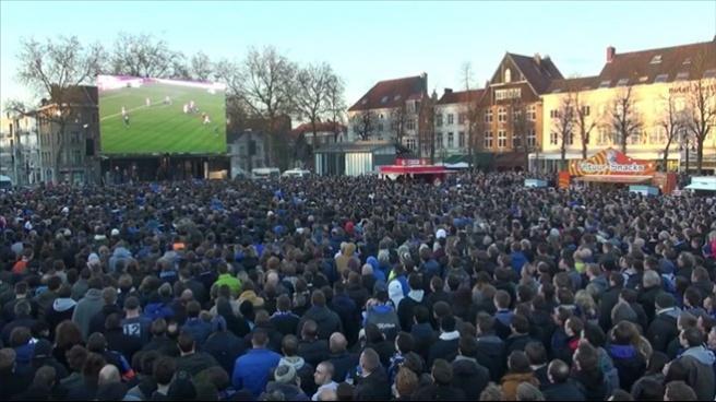 Club Brugge tarih yazdı!