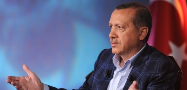 Muhabirin o ifadesine Erdoğan'dan düzeltme