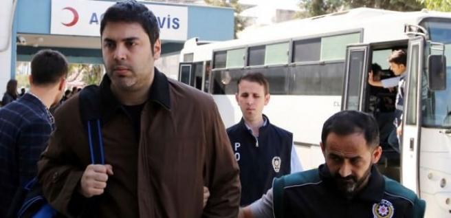 Mersin'deki ihale operasyonunda 15 kişi tutuklandı