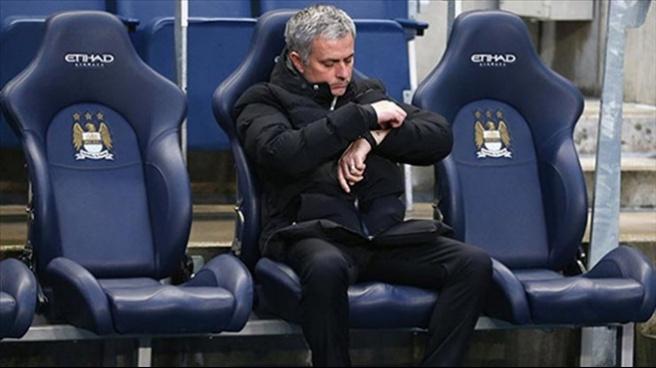 Mourinho'nun saat merakı