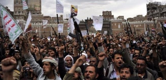 Yemen'de hangi ülke hangi tarafta?