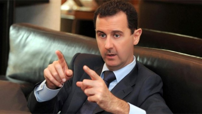 Esad, ABD ile Diyaloğa Açık Olduğu Mesajını Verdi