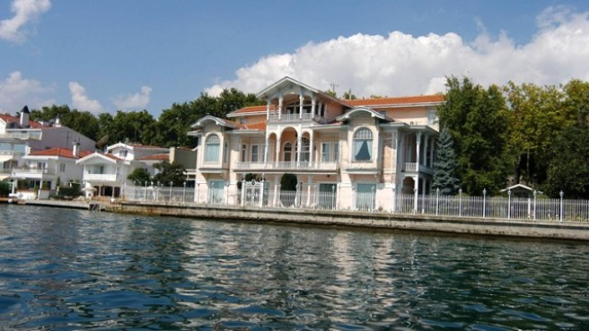 Türkiye'nin Birinci Dünyanın Dördüncü En Pahalı Evi Satıldı