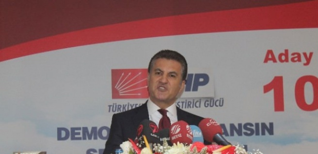 Sarıgül'den CHP seçmenine çağrı