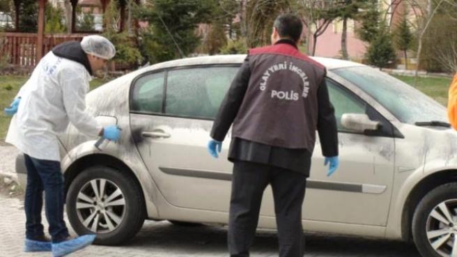 Nevşehir'de 'Şüpheli Toz' İncelemesi
