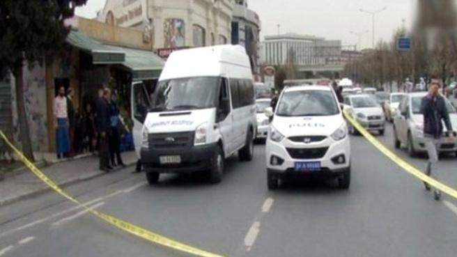Bakırköy'de Zabıtaya Pompalı Tüfekle Saldırı