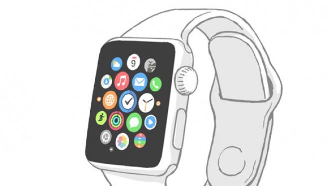 Apple Watch Uygulamaları Çıktı!