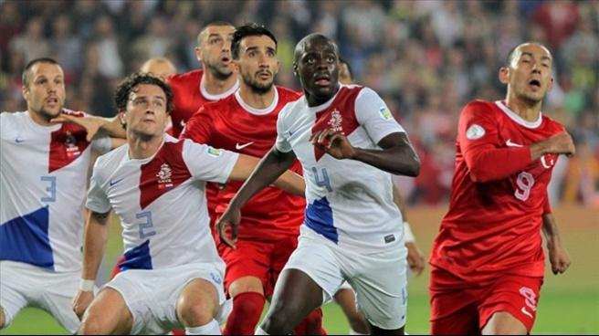 Hollanda-Türkiye maçının oranları açıklandı!