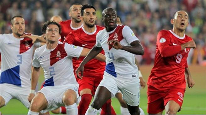 Hollanda-Türkiye maçında yayın krizi yeniden hortladı!