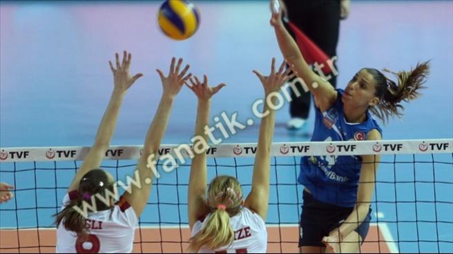 Galatasaray Daikin 1-3 VakıfBank