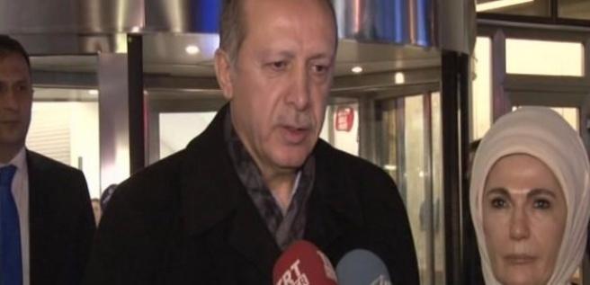 Cumhurbaşkanı Erdoğan 80 darbesini izledi!