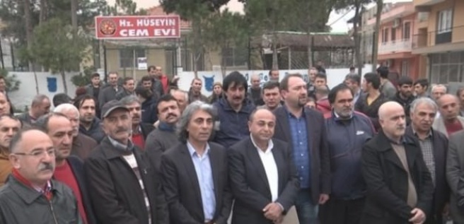 İzmir'de CHP'li belediye cemevi kapattı