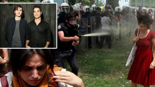 Gezi Olaylarından 100 Milyon Dolar Kazandı