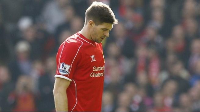 38 saniyede kırmızı kart gören Gerrard özür diledi