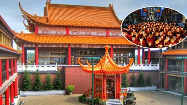 Türkiye'nin En Ünlü Üniversitesine Budist Tapınağı İstediler