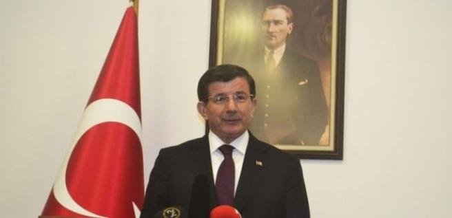Davutoğlu üst kurul toplantısında