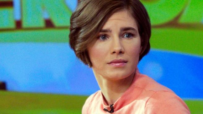 'Melek Yüzlü Katil' Amanda Knox Beraat Etti