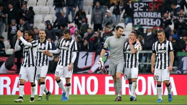 Juventus 1-0 Genoa