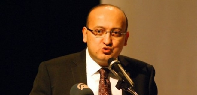 Akdoğan: Kandil'i gaza getirenler var