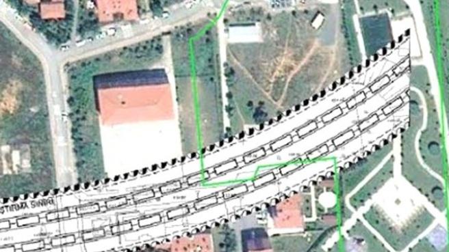 Başakşehir'de Bin 440 Öğrenci Kapasiteli Okul İçin Deprem Uyarısı