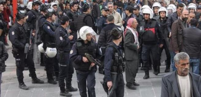 Siirt'te 5 kişi lojman saldırısından gözaltında