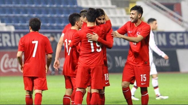 Ümit Milli Futbol Takımı, Bosna Hersek yolcusu