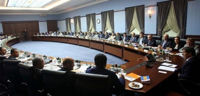 AK Parti'de 19 saatlik çok kritik toplantı